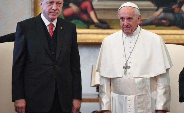 VATICAN-TURKEY-DIPLOMACY