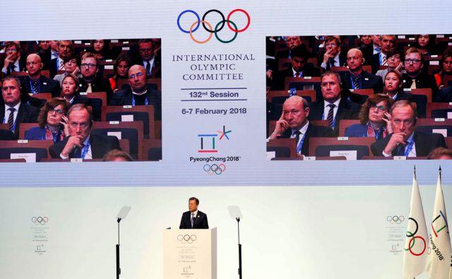 OLYMPICS-2018/IOC-SESSION