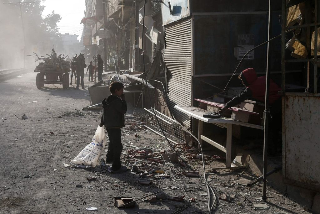 Po sedmih letih – najbolj krvavi tedni sirske vojne