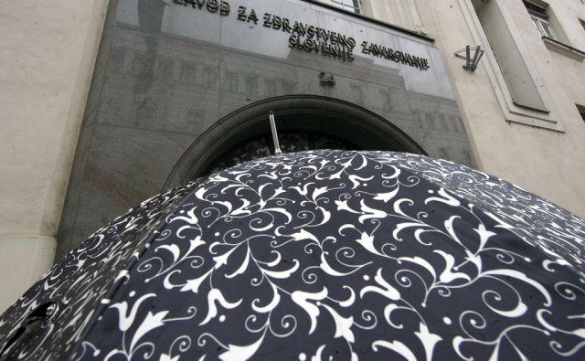 Sedež Zavoda za zdravstveno zavarovanje na Miklošičevi ulici.Stoletje star sef za shranjevanje vrednosti.V Ljubljani 3.4.2013.