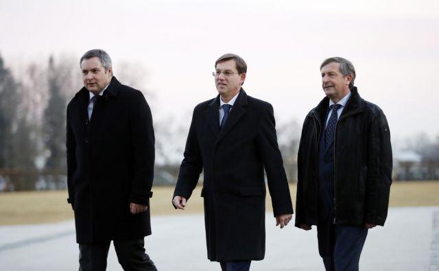 med sestankom koalicije Vlade RS, na Brdu pri Kranju, 16. februarja 2017. [koalicija,politiki,politika,vlade]