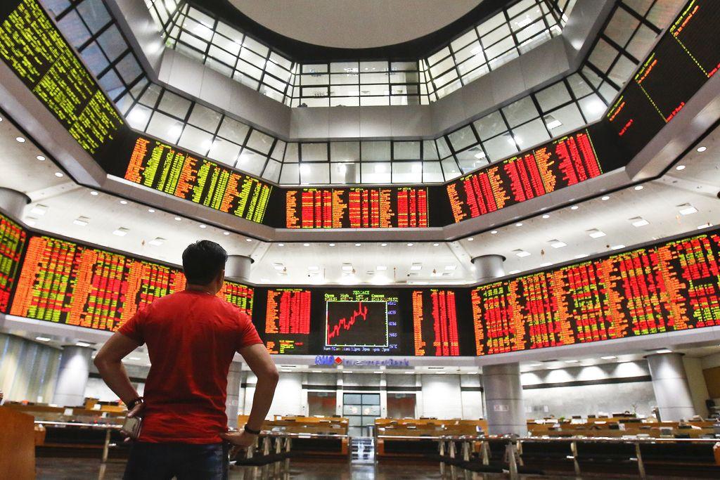 Strah pred dražjim denarjem in čredni nemir na borzah