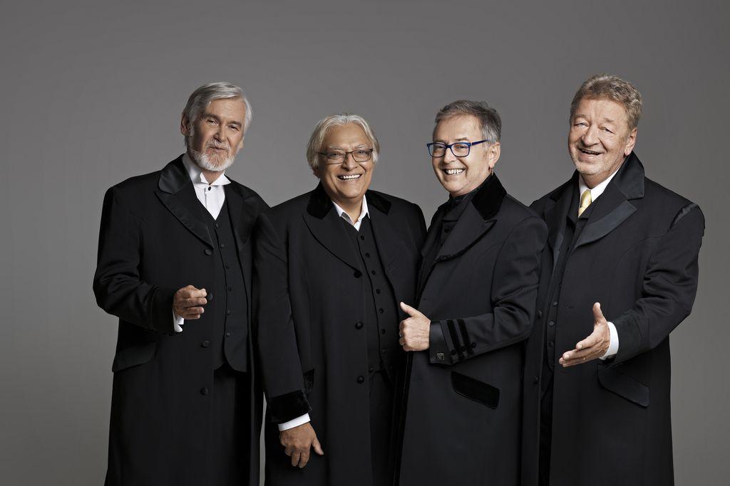 Deloskop izpostavlja: New Swing Quartet