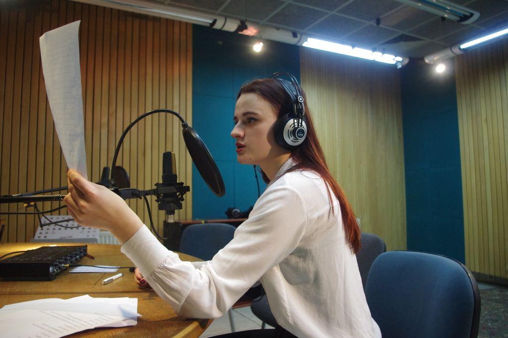 Edini radio za gluhe ta moment