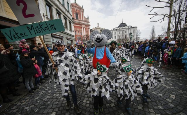 Ljubljanski pustni karneval