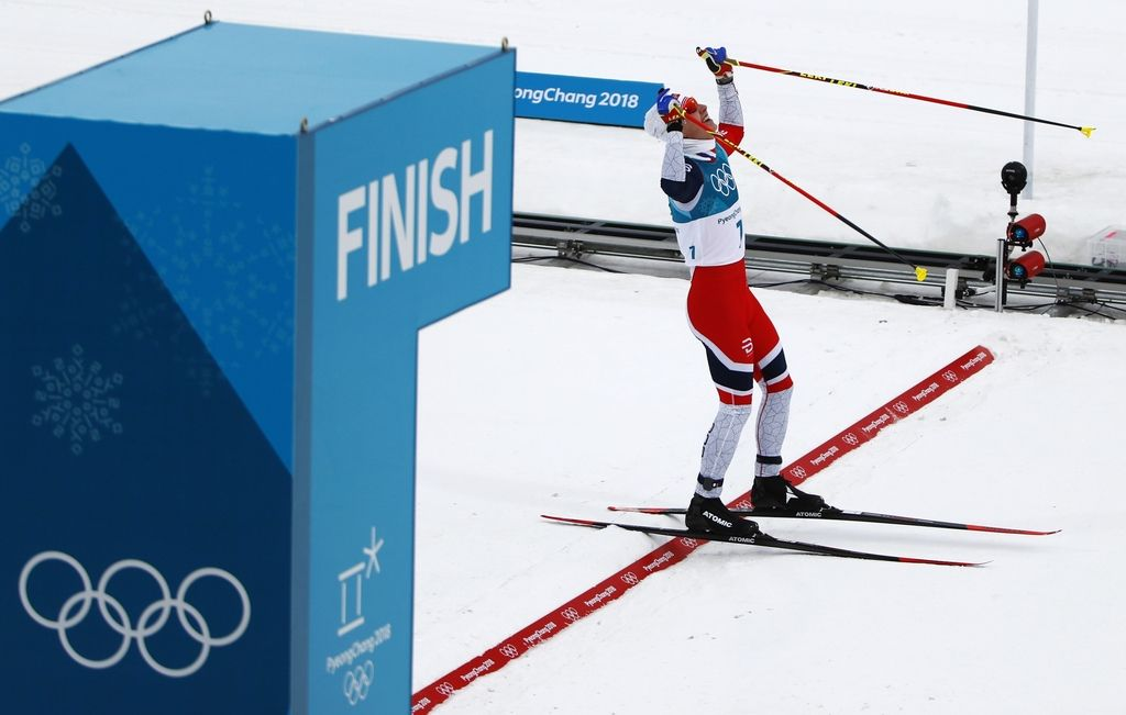 Trojno norveško slavje v skiatlonu