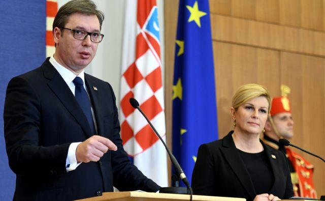 CROATIA-SERBIA-DIPLOMACY