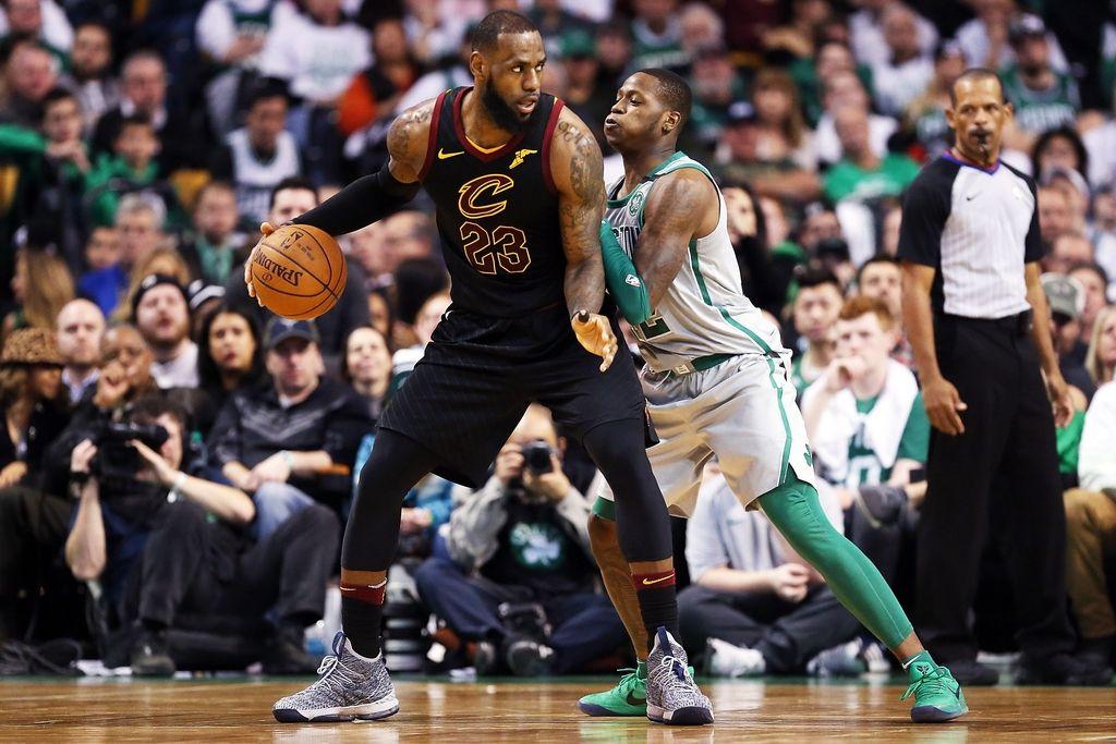 NBA: Prenovljeni Cleveland razbil Boston (VIDEO)