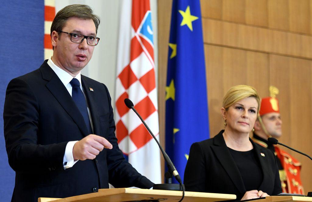 Boj za balkanskega voditelja