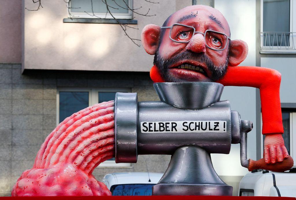Nemška politika v času karnevala