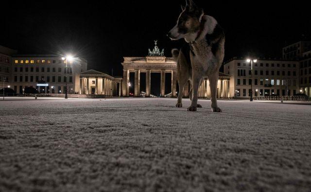 GERMANY-WEATHER-SNOW-TOURISM