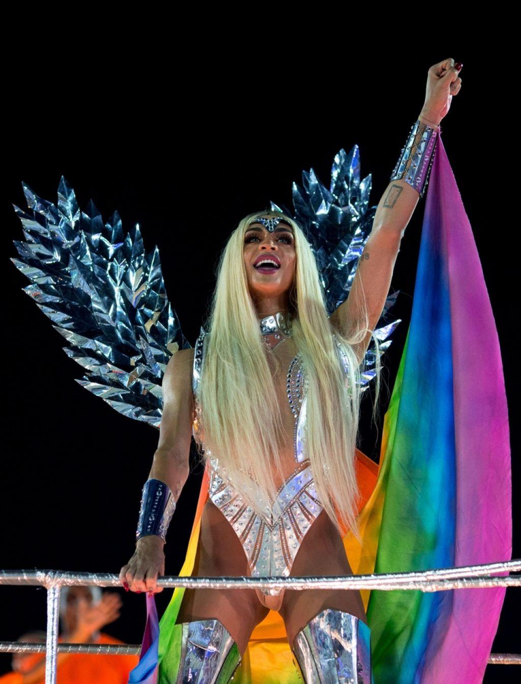Kraljice karnevala v Riu
