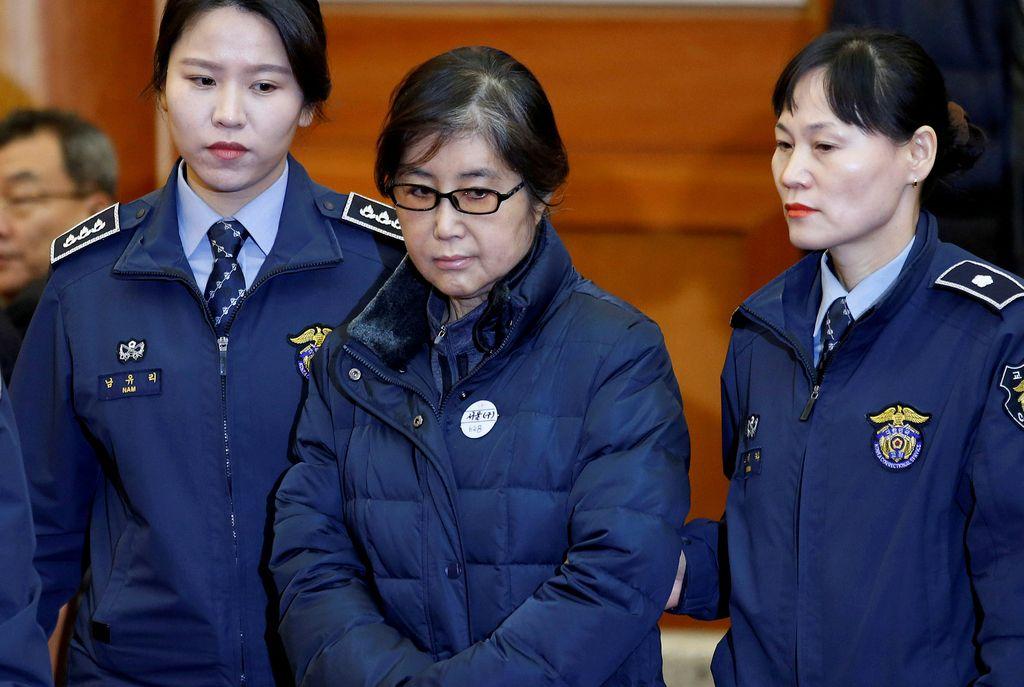 Dvajset let zapora za Čoi Sun Sil