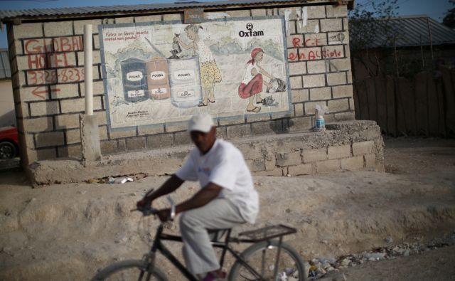 BRITAIN-OXFAM/HAITI
