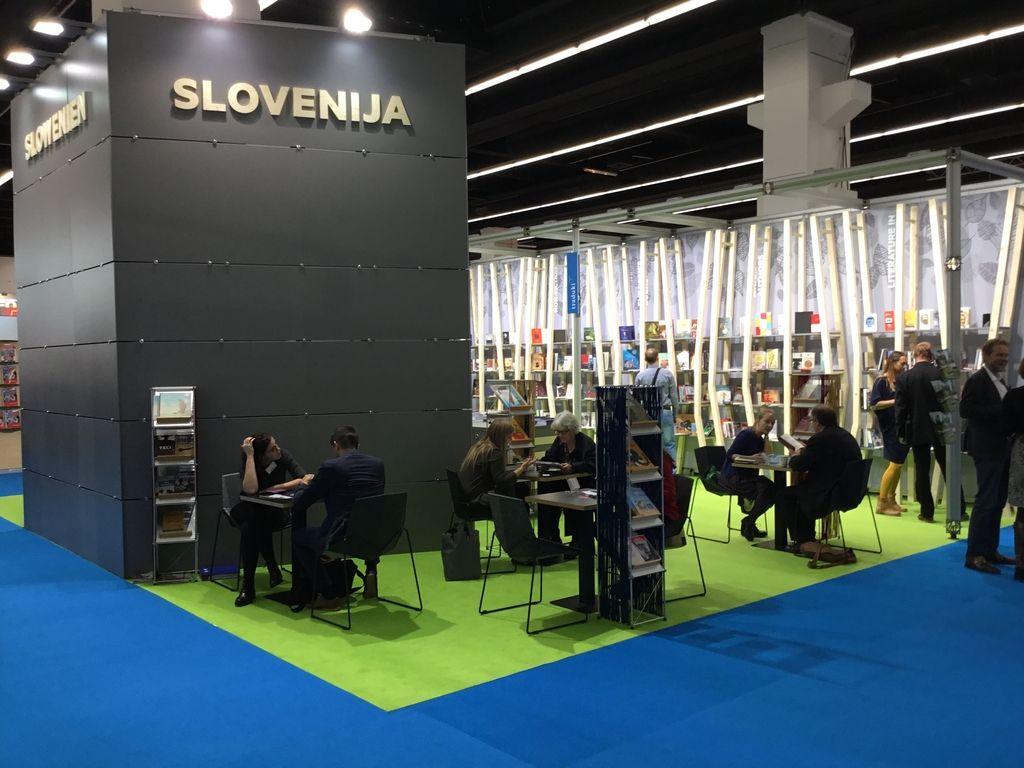 V torek podpis  pogodbe za slovensko častno gostovanje v Frankfurtu