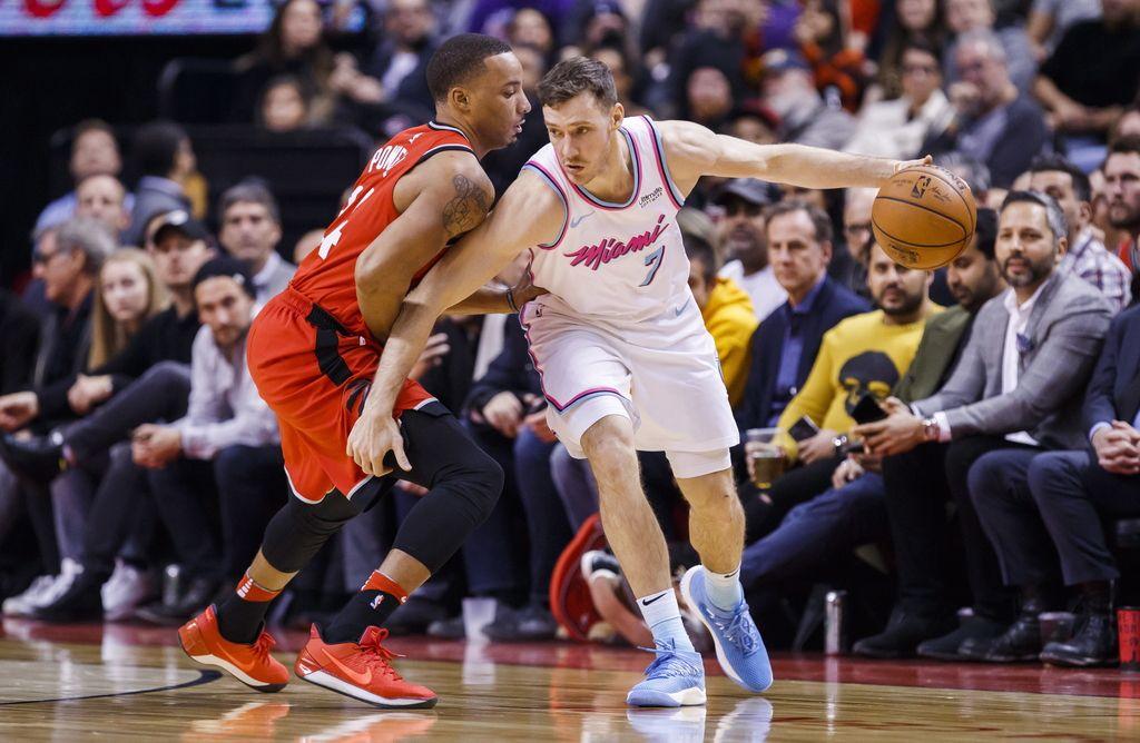 NBA: Dragić spet umiril roko in dosegel 28 točk (VIDEO)