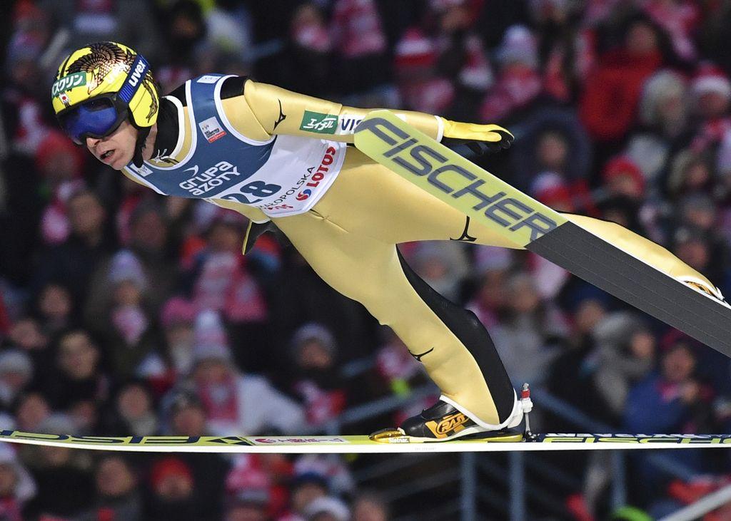 Noriaki Kasai pravi, da bo skakal do 53. leta