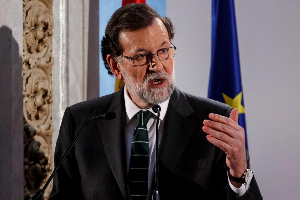 Čas za slovo španskega predsednika vlade?