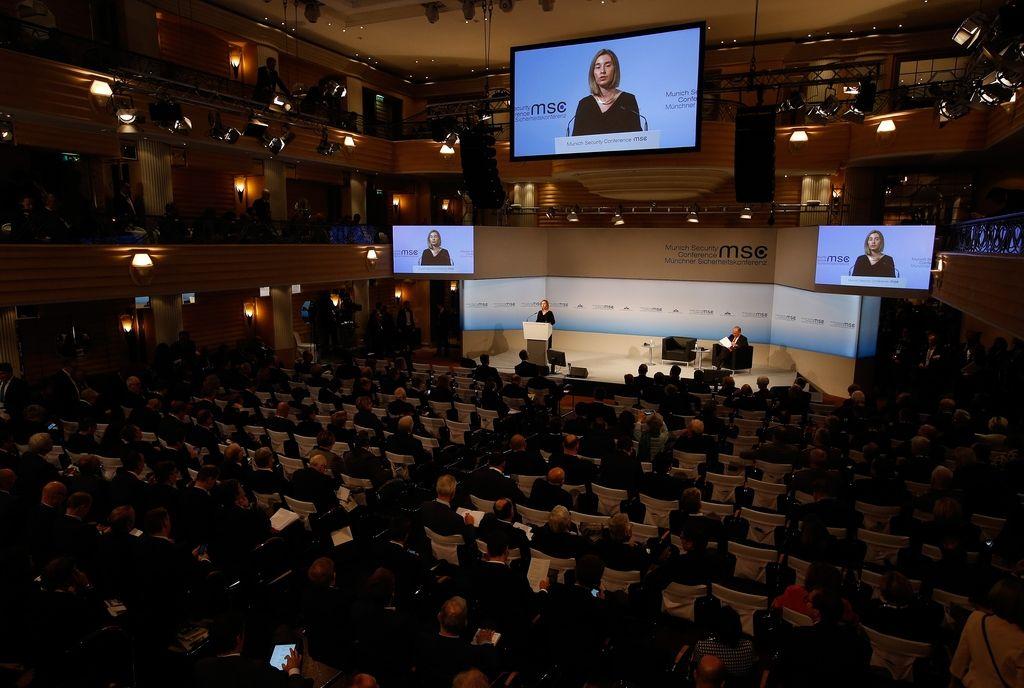 Varnostna konferenca v Münchnu: za svetovni red in mir