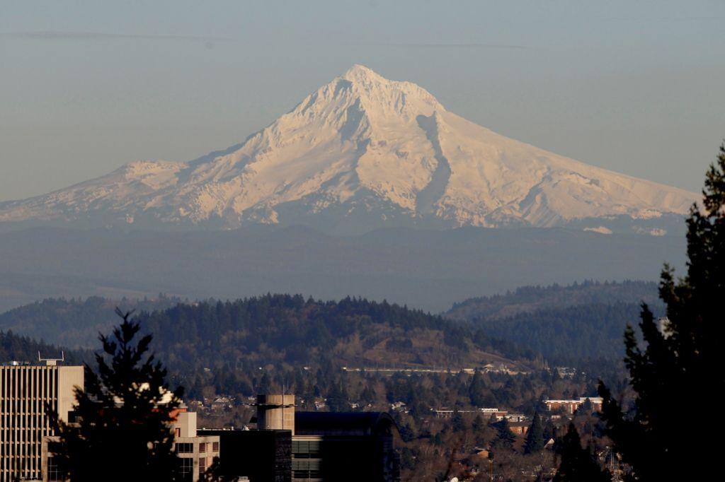 Na gori Mount Hood življenje izgubil Slovenec