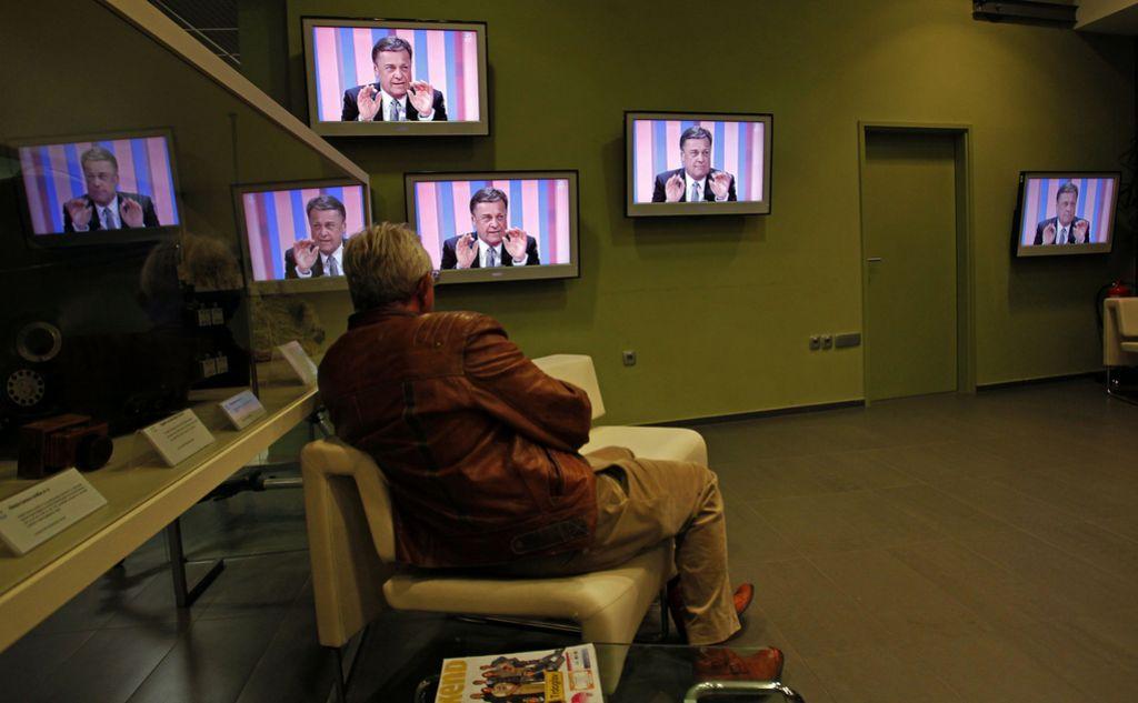 Se moč in vpliv televizije manjšata?
