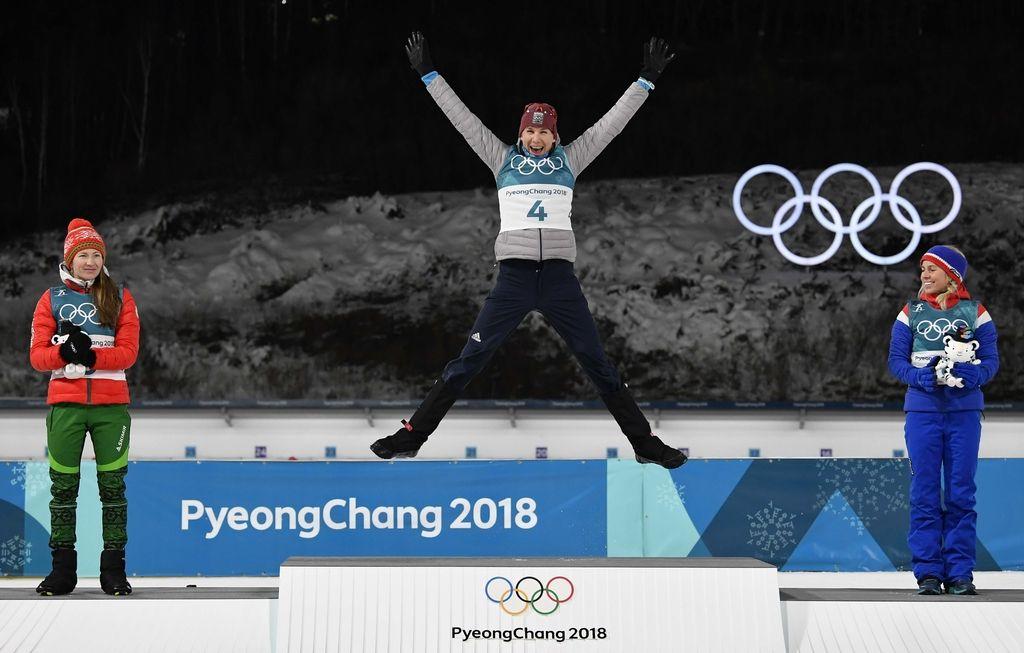 Tretje olimpijsko zlato za Anastazijo Kuzmino