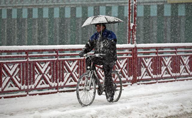 Sneg, 12.2.2018, Maribor [maribor, sneženje, zima]