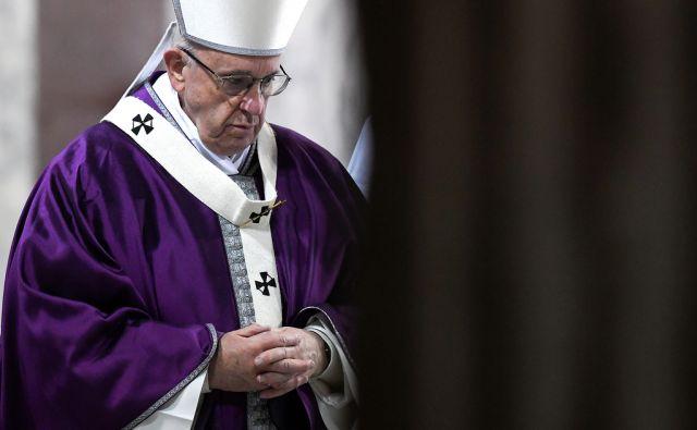 ASH-WEDNESDAY/POPE