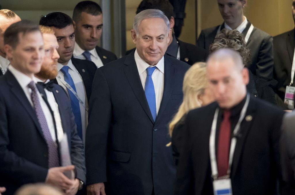 Netanjahu v Münchnu ostro nad Iran