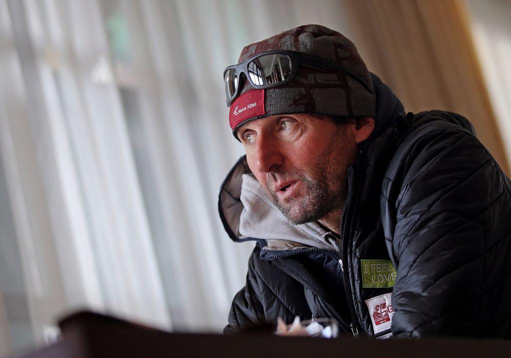Andrea Massi: Športnik, ki razpravlja o sreči in nesreči, ni zmagovalec