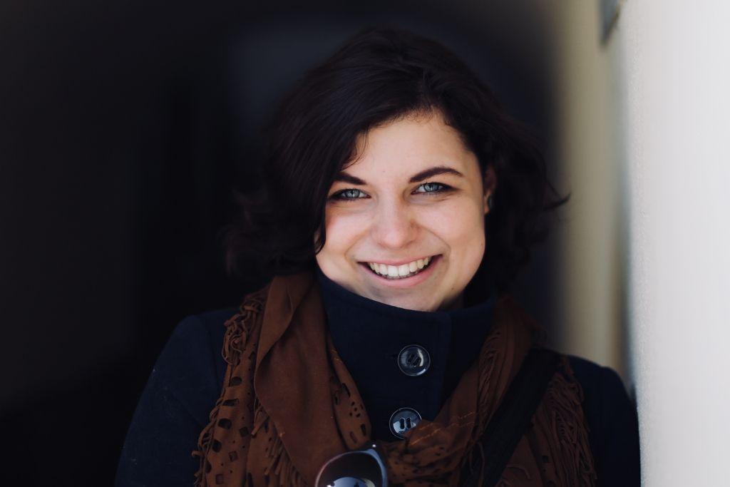 Sabrina Zavšek: Ljubljana je hrepeneča ženska