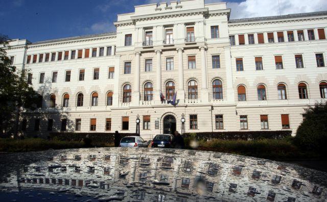 SLOVENIJA LJUBLJANA  03.11.2012 VRHOVNO SODISCE PRAVOSODJE SODSTVO FOTO:ROMAN SIPIC/DELO