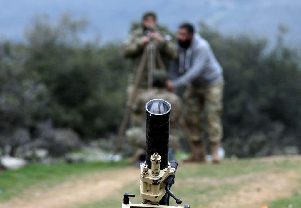 Sirske provladne sile prispele v Afrin