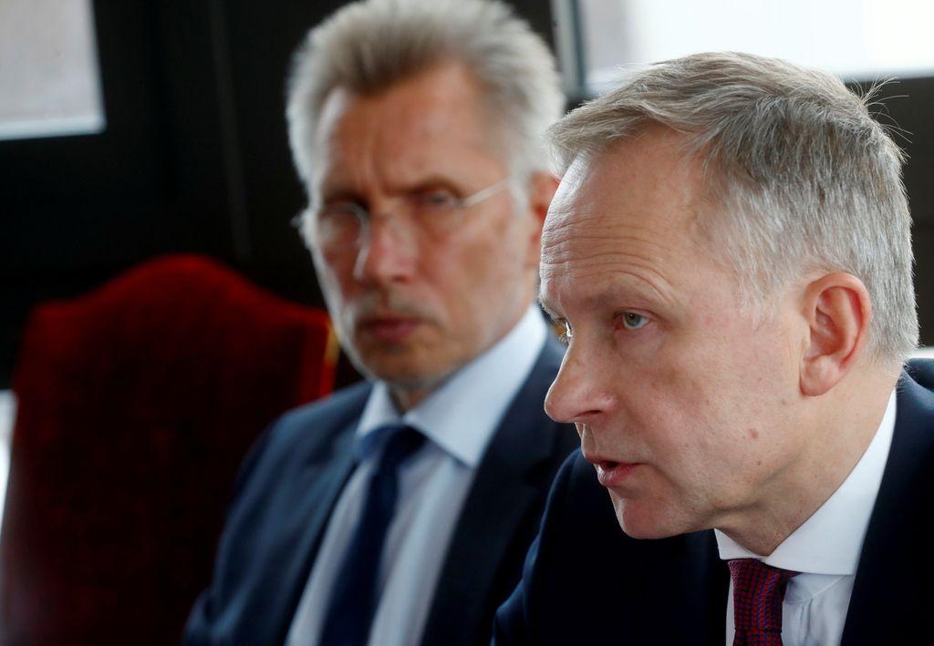 Guverner latvijske centralne banke zavrača korupcijske obtožbe