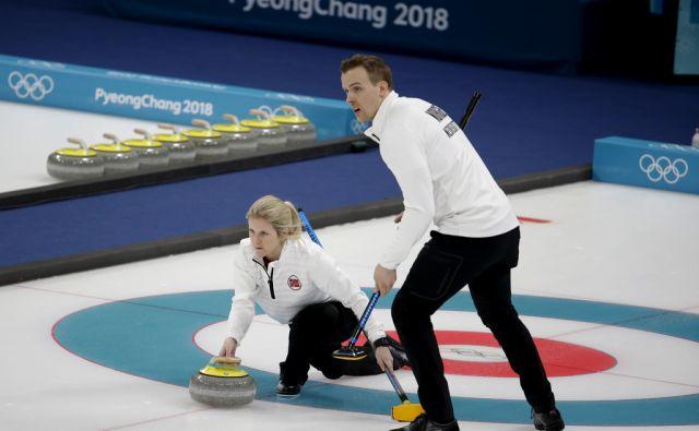 Pyeongchang Olympics Curling Russian Doping-Norway
