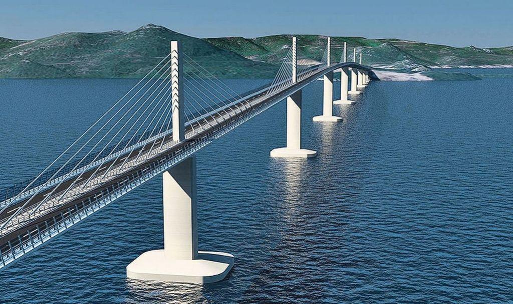 Most, ki povezuje in tudi razdvaja