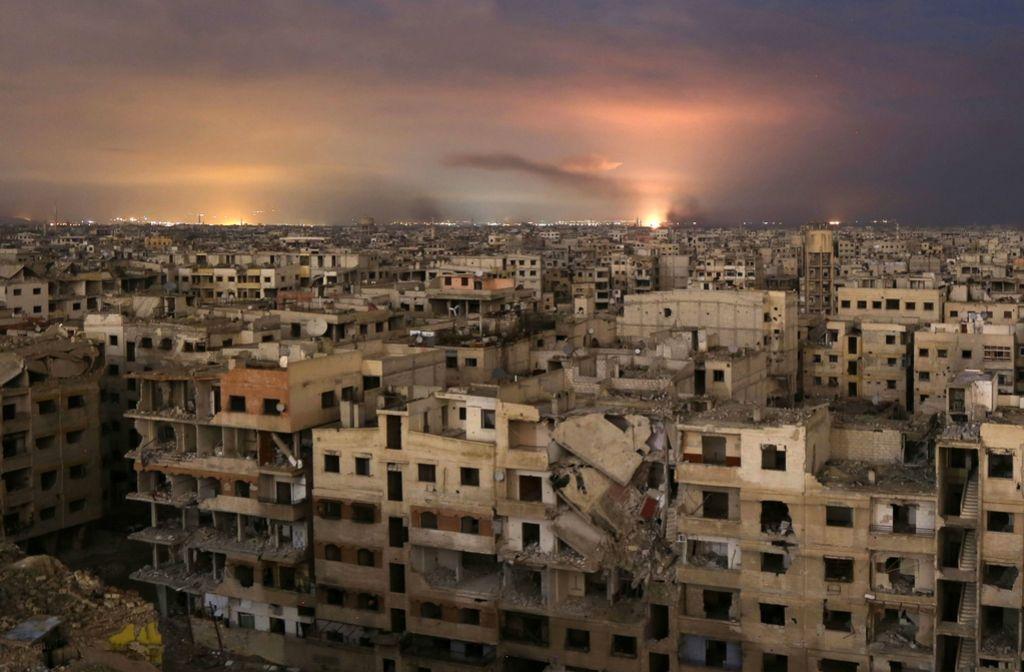 Rusija zavira sprejetje resolucije o premirju v Siriji