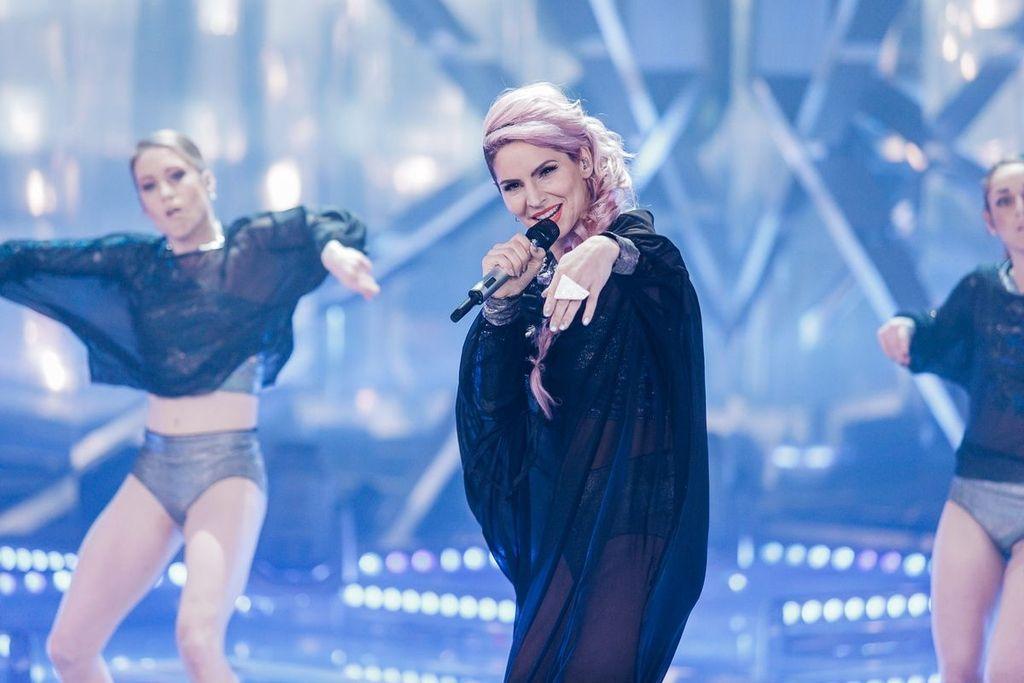 Na Eurosong odhaja Lea Sirk s pesmijo Hvala, ne!