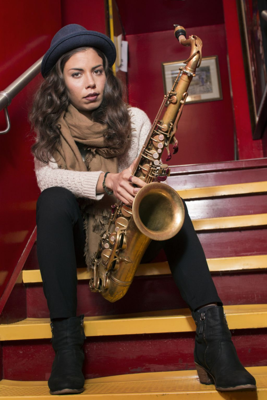 Melissa Aldana: »Glasba preglasi vse predsodke«
