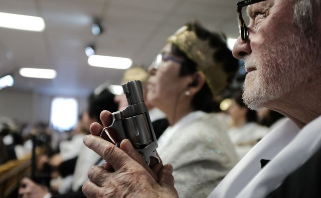 US-WORLD-PEACE-AND-UNIFICATION-SANCTUARY-RELIGIOUS-GROUP-HOLDS-B