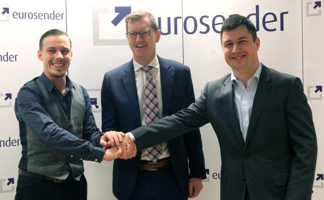 Eurosender - Logistika