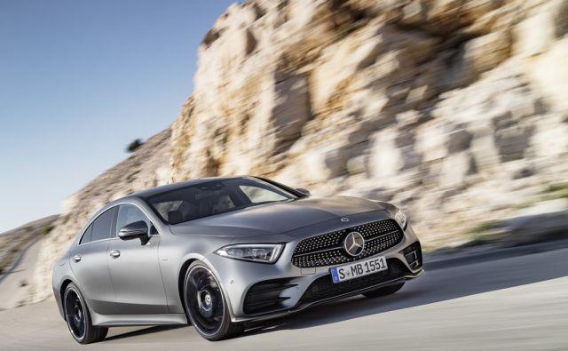 Mercedes-Benz CLS, 2017, Edition 1, designo selenitgrau magno, Leder Nappa Schwarz   Mercedes-Benz CLS, 2017, Edition 1, designo selenite grey magno, black nappa leather