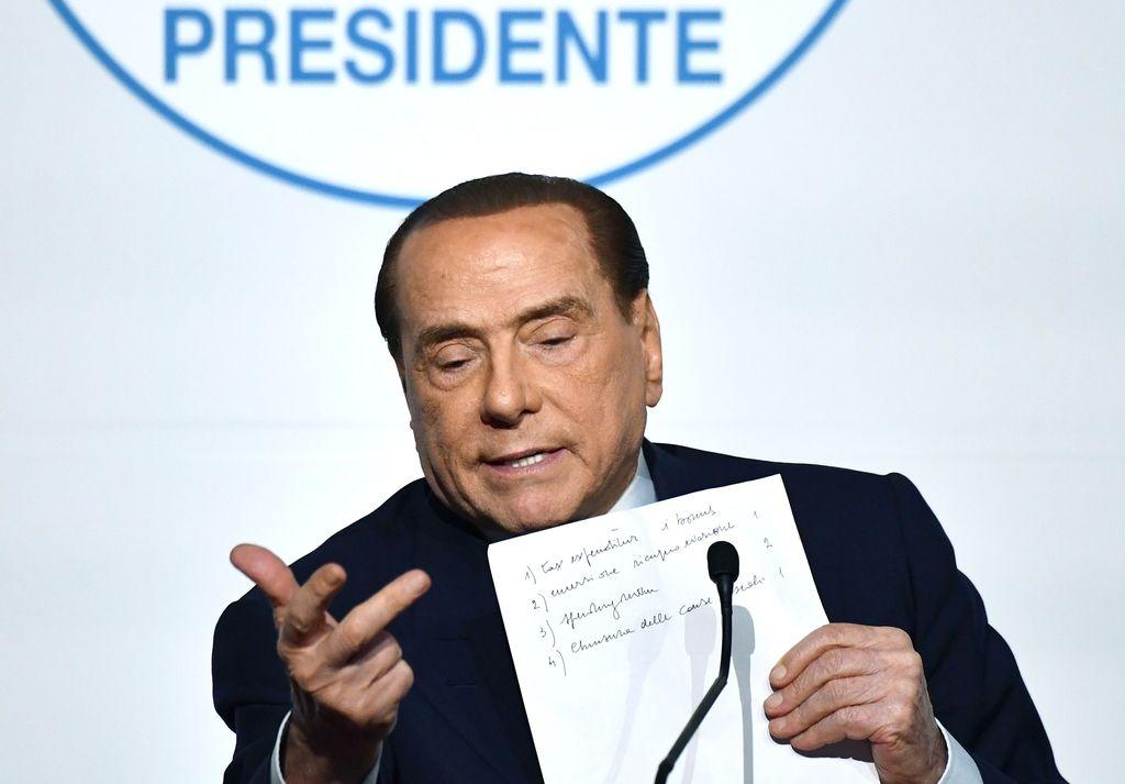 Bi bila tudi v Italiji rešitev velika koalicija?