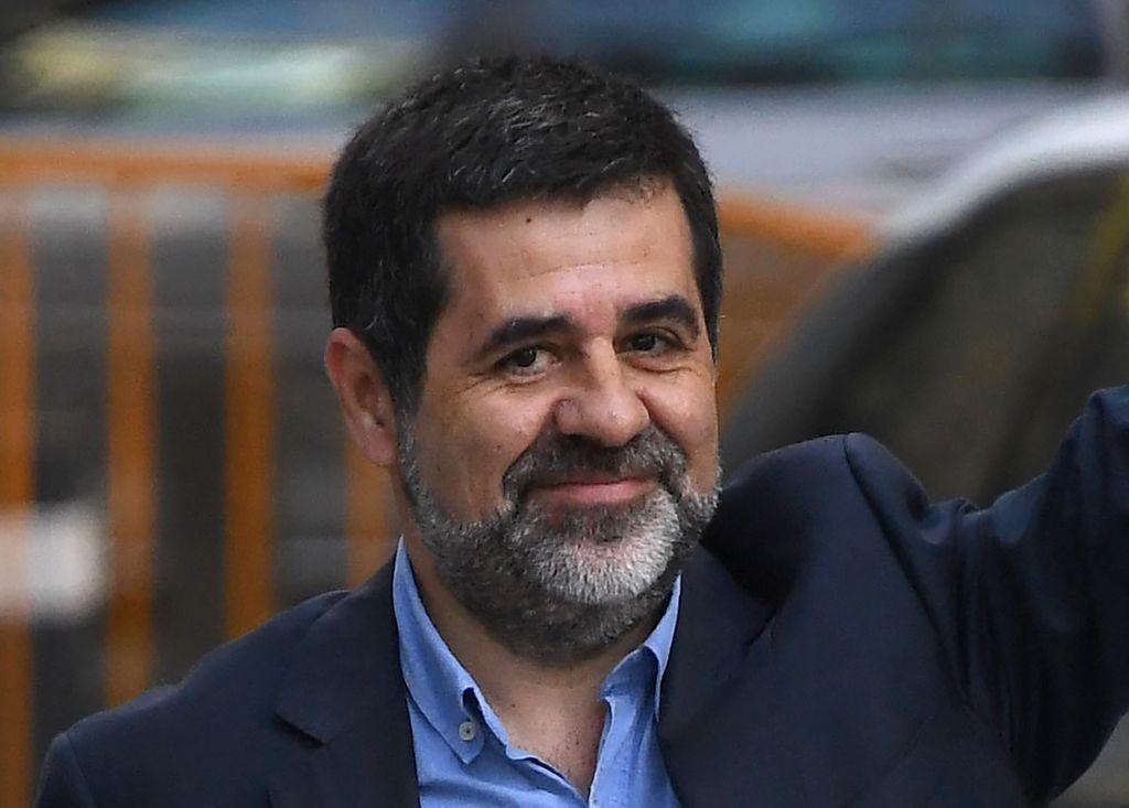 Novi kandidat za katalonskega predsednika Jordi Sanchez
