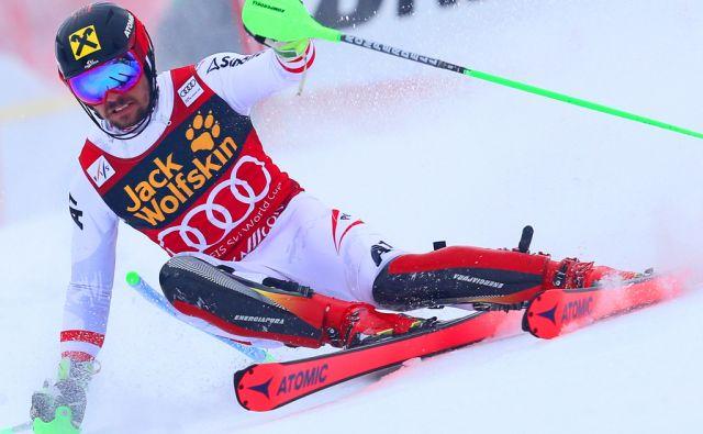 Marcel Hirscher,slalom pokal Vitranc  Kranjska Gora 3.3.2018 [marcel hirscher,smučar]