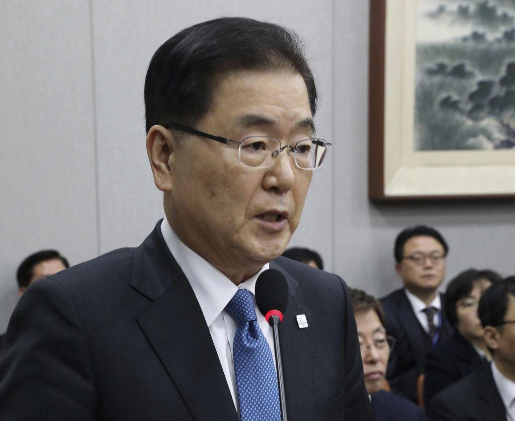 Južnokorejski posebni odposlanci v ponedeljek v Severno Korejo