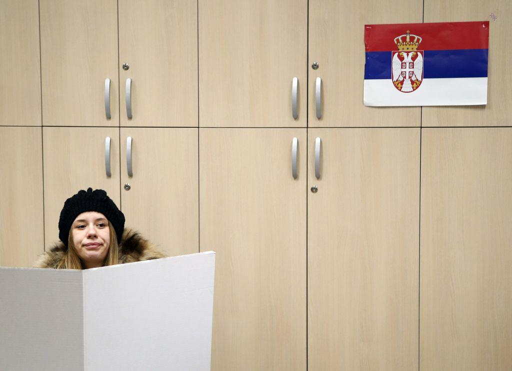 Sprememba mestne oblasti v Beogradu ni verjetna