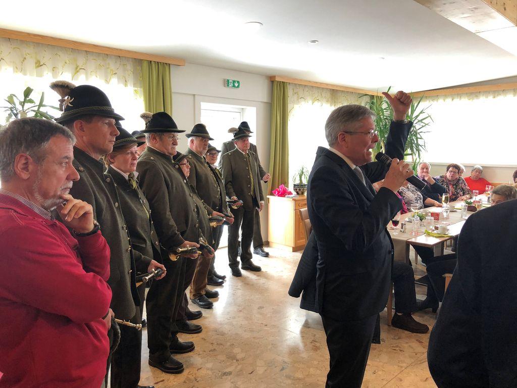 Na avstrijskem Koroškem slavili socialdemokrati