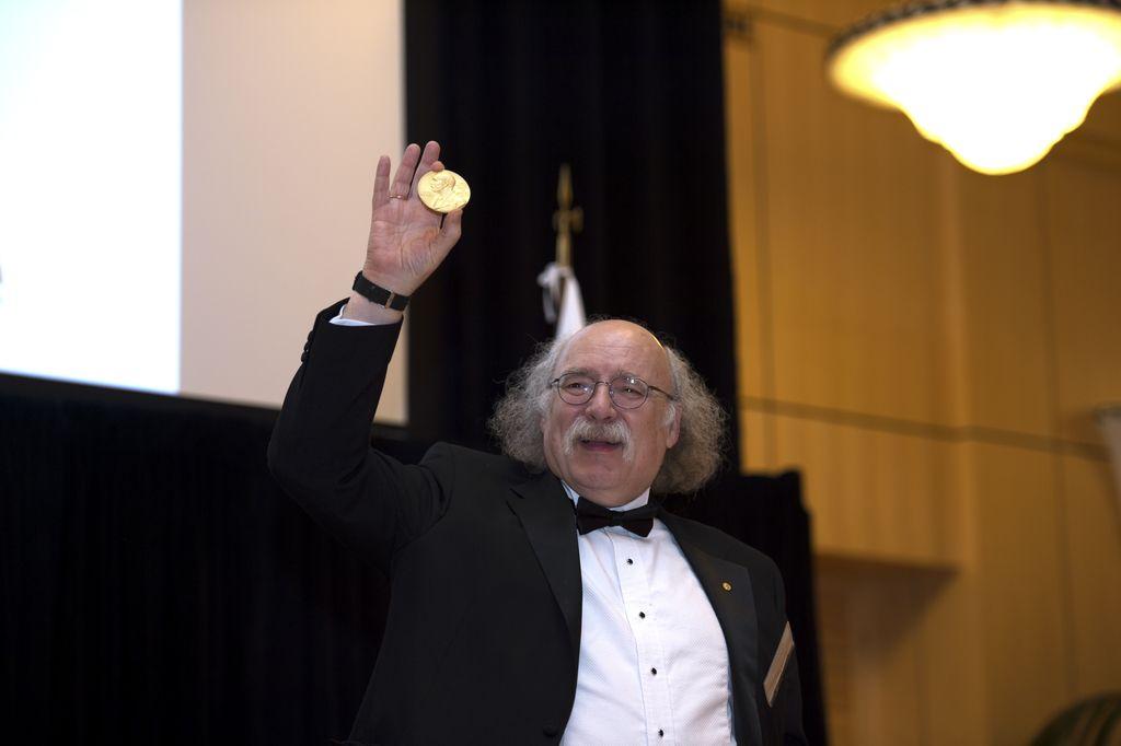 Nobelovec F. Duncan M. Haldane ponosen na slovensko poreklo