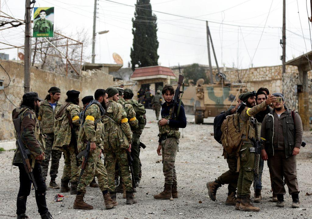 Sirski Kurdi v primežu geostrateškega obračuna